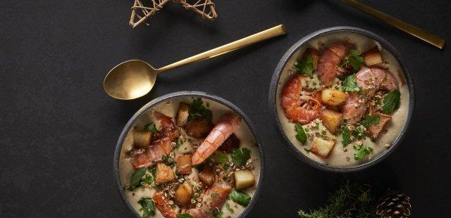 Zupa – niepozorna potrawa, która kryje w sobie moc składników i niezwykłą historię!